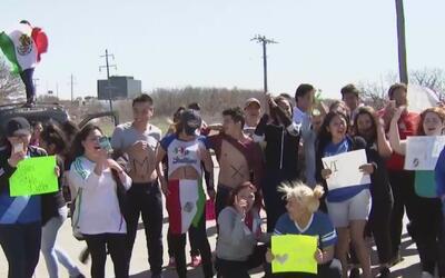 ¿Qué consecuencias enfrentarán los alumnos que continúan con protestas a...