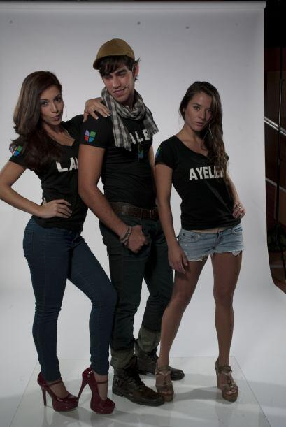 Alex y Ayelene ¿Quién se quedará en la Casa Estudio...