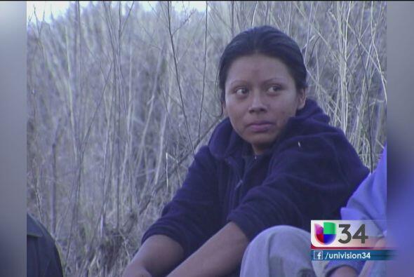 Indocumentadas víctimas de violaciones: Mujeres que intentan cruzar la f...