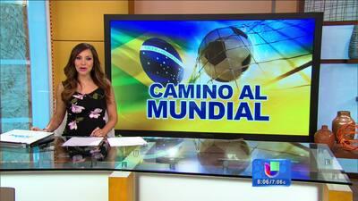 Fiebre mundialista: Un camión brasileño con partidos de fútbol interactivo