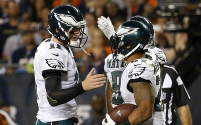Highlights: Philadelphia Eagles 29-14 Chicago Bears