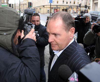 Prisión condicional a Paul GascoigneLa estrella del fútbol inglés en los...
