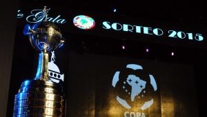 Sorteo Copa Libertadores