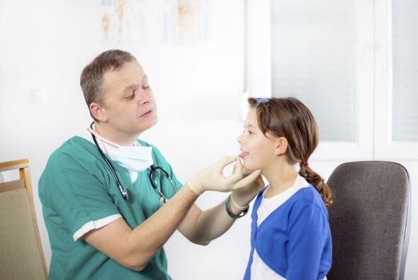 No dudes en visitar a tu médico si los síntomas persisten...