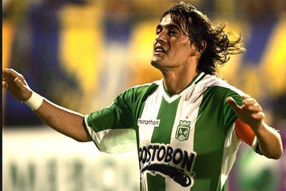 El argentino nacionalizado colombiano Sergio Galván Rey es el m&a...
