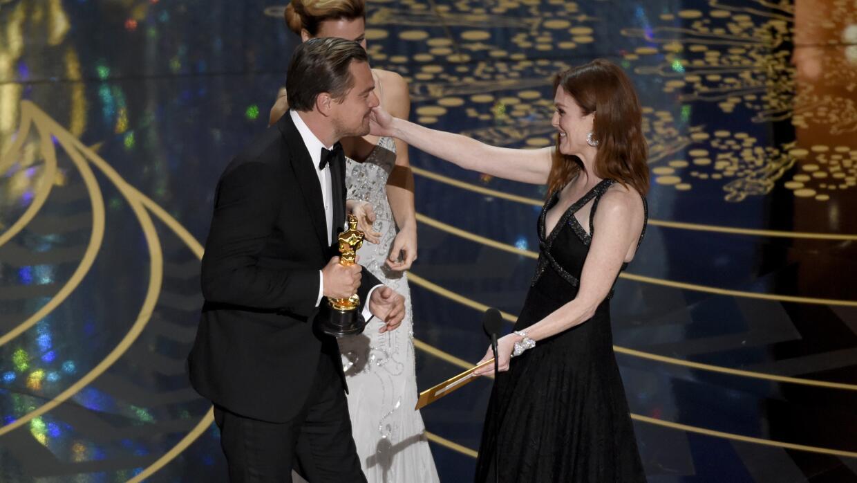 Finalmente, Leonardo DiCaprio obtuvo su Oscar al mejor actor dicaprio.jpg
