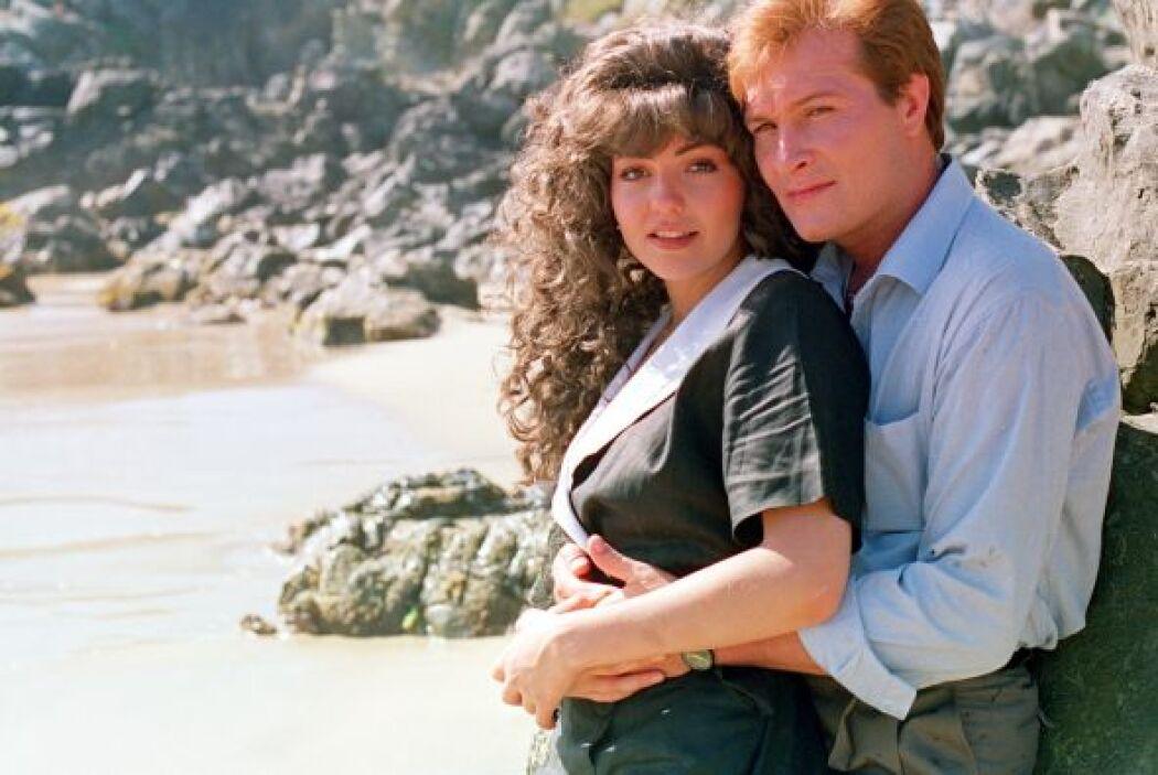 Enamoraba a Arturo Peniche.