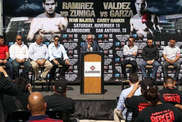 Valdez y Ramírez son dos de las promesas má sinteresantes...