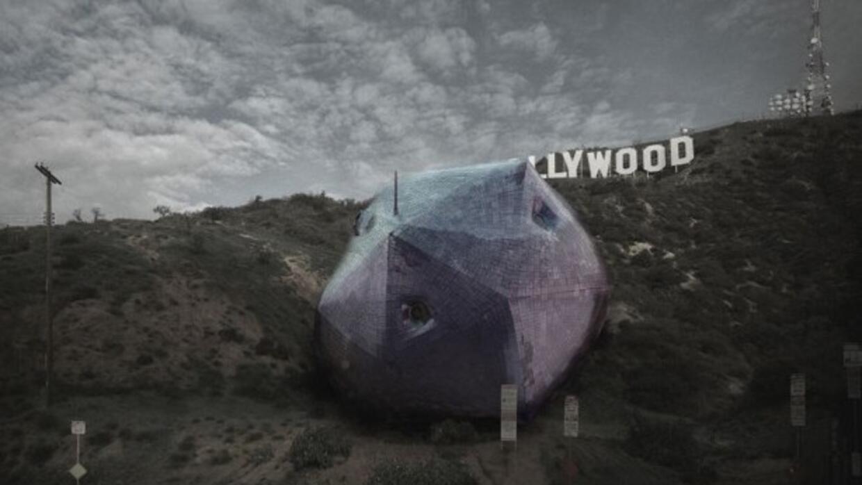 El diseño ganador del concurso para crear este futurístico...