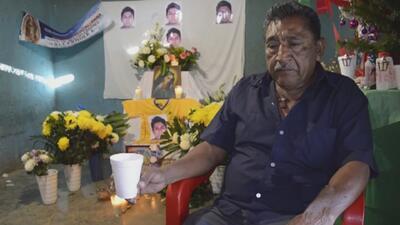 Despiden al primero de los estudiantes identificados en Guerrero