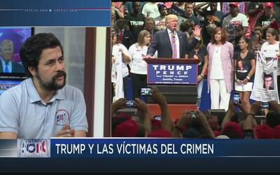 Activistas pro inmigrantes reaccionan a la campaña de Trump