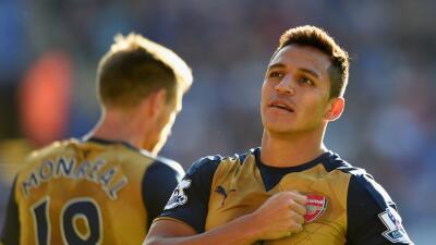 Alexis mejor jugador del año para ingleses