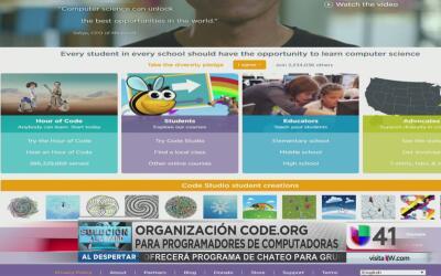"""Solución a la mano: la organización """"code.org"""" te acerca a tu trabajo de..."""