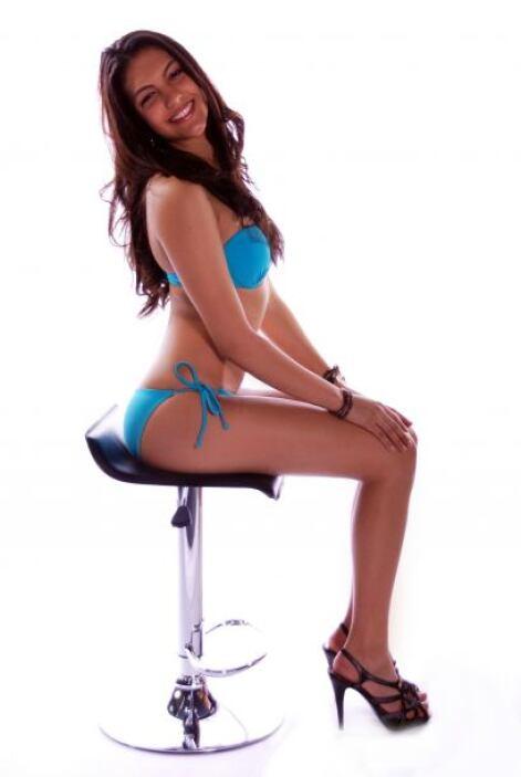 Ella participó también en Nuestra Belleza Latina 2012