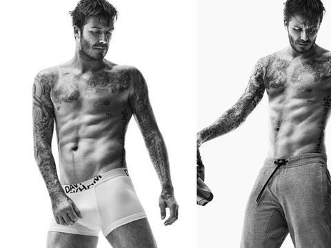 David Beckham vuelve a robar suspiros. Aquí los videos más...