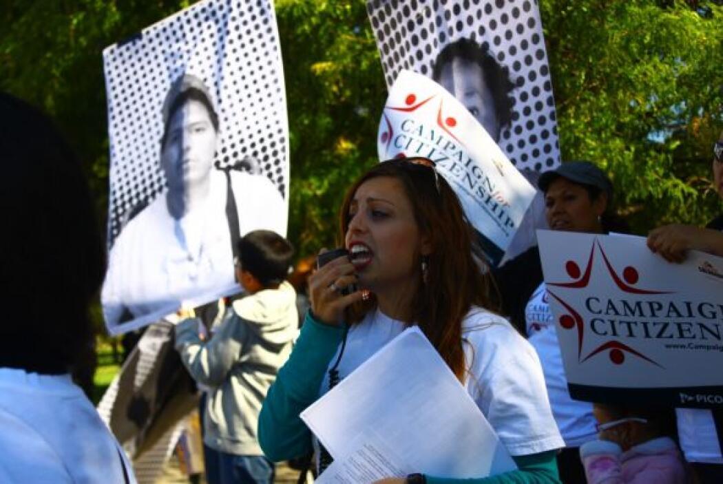 Entre las principales actividades estuvo el registro de votantes, mítine...