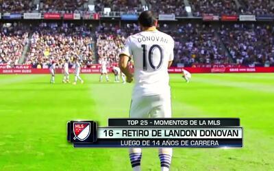 Los mejores momentos de la MLS