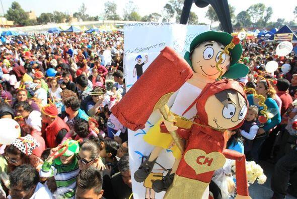 Los muñecos de los personajes de Chespiritos, otros de los preferidos de...