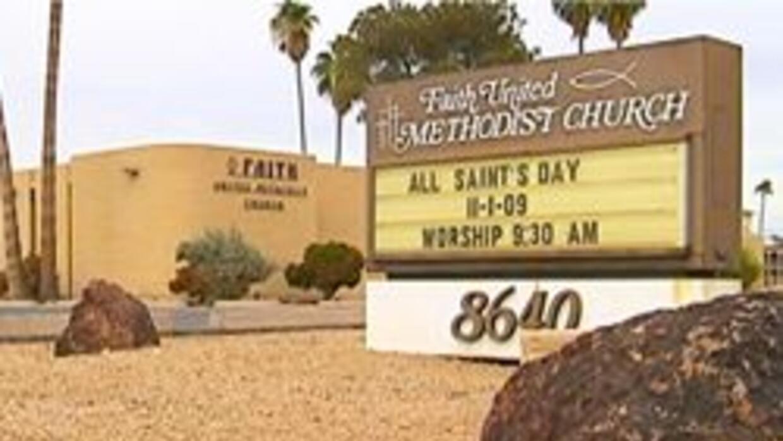 Lugar donde se encuentra ubicada la iglesia