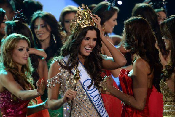Cuando se alzó como Miss Colombia, los expertos en reinas de bell...