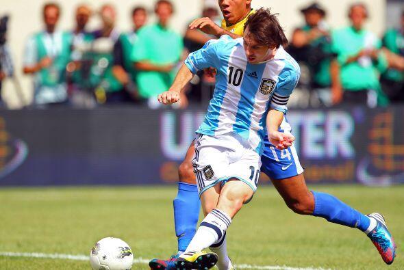 Con esta victoria Argentina volcó a su favor el historial entre ambos eq...