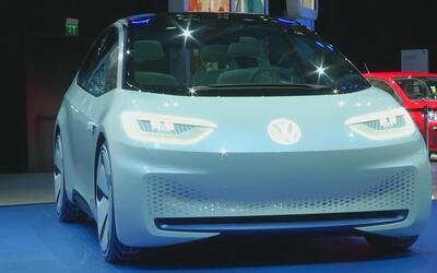 Los autos eléctricos del Auto Show de París