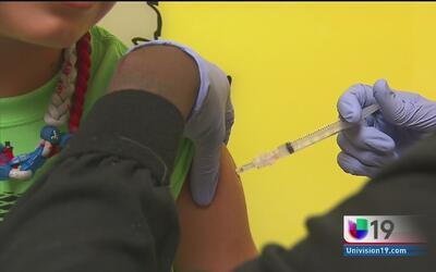 Vacunación obligatoria para menores en las escuelas