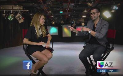 Maquillista de Arizona triunfa en la semana de la moda en NY