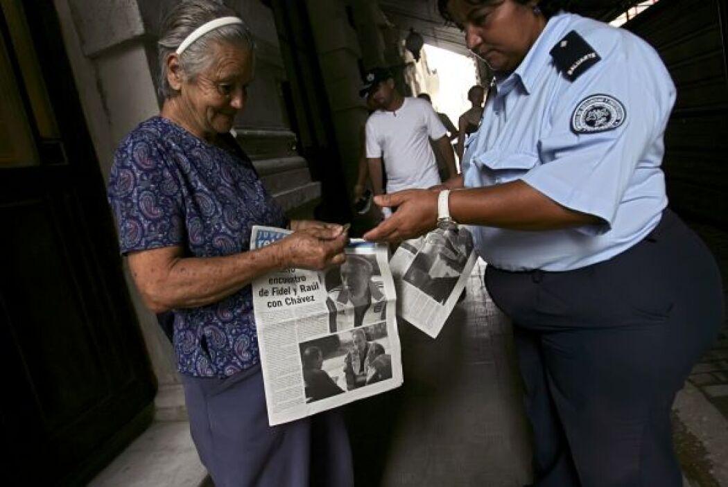 La cubana más anciana es Juana de la Candelaria Rodríguez, quien en juni...