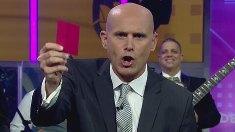 Las tarjetas del Conde K: Roja para Fidel Kuri por repartir culpas tras...