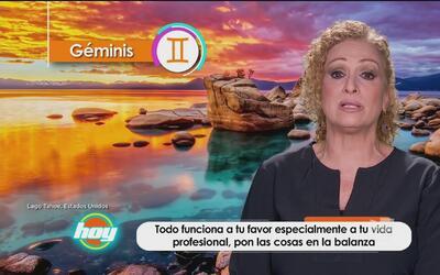 Mizada Géminis 27 de octubre de 2016