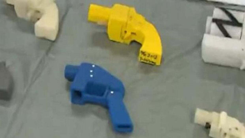 Las impresoras 3D se pueden ocupar para hacer muchas cosas, incluso pist...