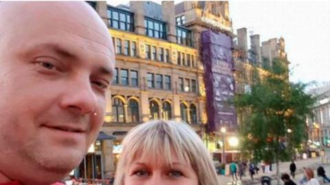 Angelika y Marcin Klis, una pareja polaca que vivía en York, muri...