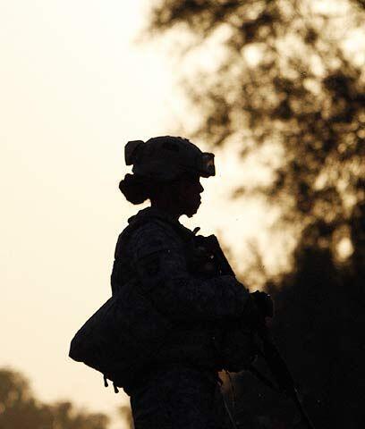 Más númerosEl costo de mantener un soldado en Irak durante un año, inclu...