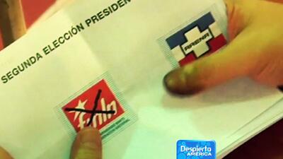 Resultados muy estrechos en la segunda vuelta de elecciones en El Salvador