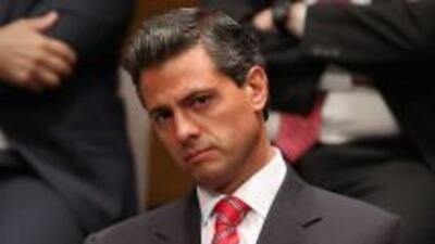 Enrique Peña Nieto expresó su solidaridad con las víctimas de 'Sandy'.