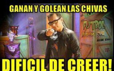 Memes de la jornada 7 Apertura 2015
