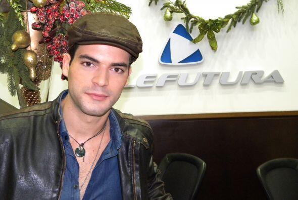 A este cubano lo veremos sin duda en la televisión. ¡Arriba Adrián!