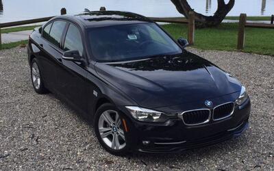 Este es el vehículo más vendido de BMW, el Serie 3 2016