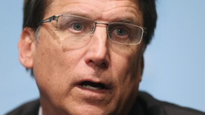 Las activistas piden el veto del gobernador Pat McCrory