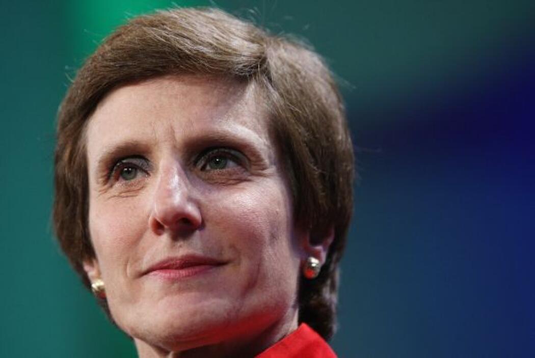 15.-IRENE ROSENFELD: Tiene 61 años. Es la actual CEO de Mondalez en Esta...