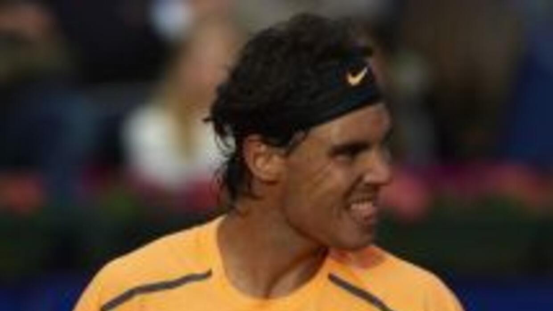 Nadal va disparado hacia su séptimo título en Barcelona, donde no pierde...