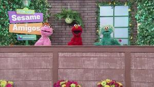 ¡Despierta feliz con los personajes de Sesame Amigos!