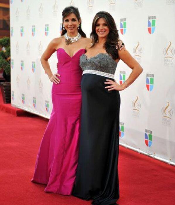 Giselle y BárbaraElla dice: Para cerrar elegimos a las presentadoras de...
