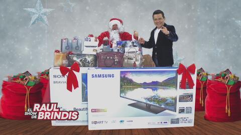 El Show de Raúl Brindis tiene tu regalote