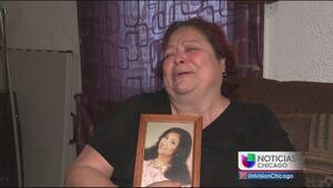 Madre pide justicia para su hija quien fue asesinada en lavandería