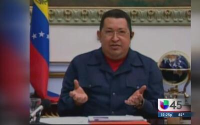 Chávez ahora tiene hasta Padre Nuestro