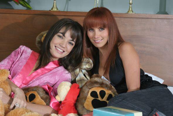 Catalina y Jessica son iguales y opuestas a la vez, ¿su amistad perdurará?