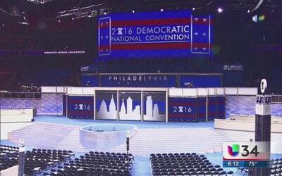 Representantes de Georgia reaccionan a la Convención Demócrata