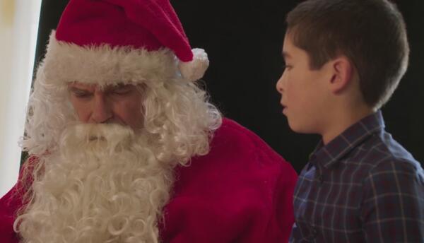 Los protagonistas de la película Bad Santa 2 están en Variety latino